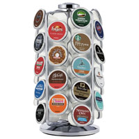 Keurig 40692 Coffee Carousel, Holds 24 Packs