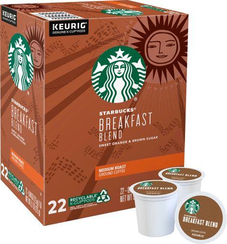 COFFEE POD BREAKFAST BLEND MED