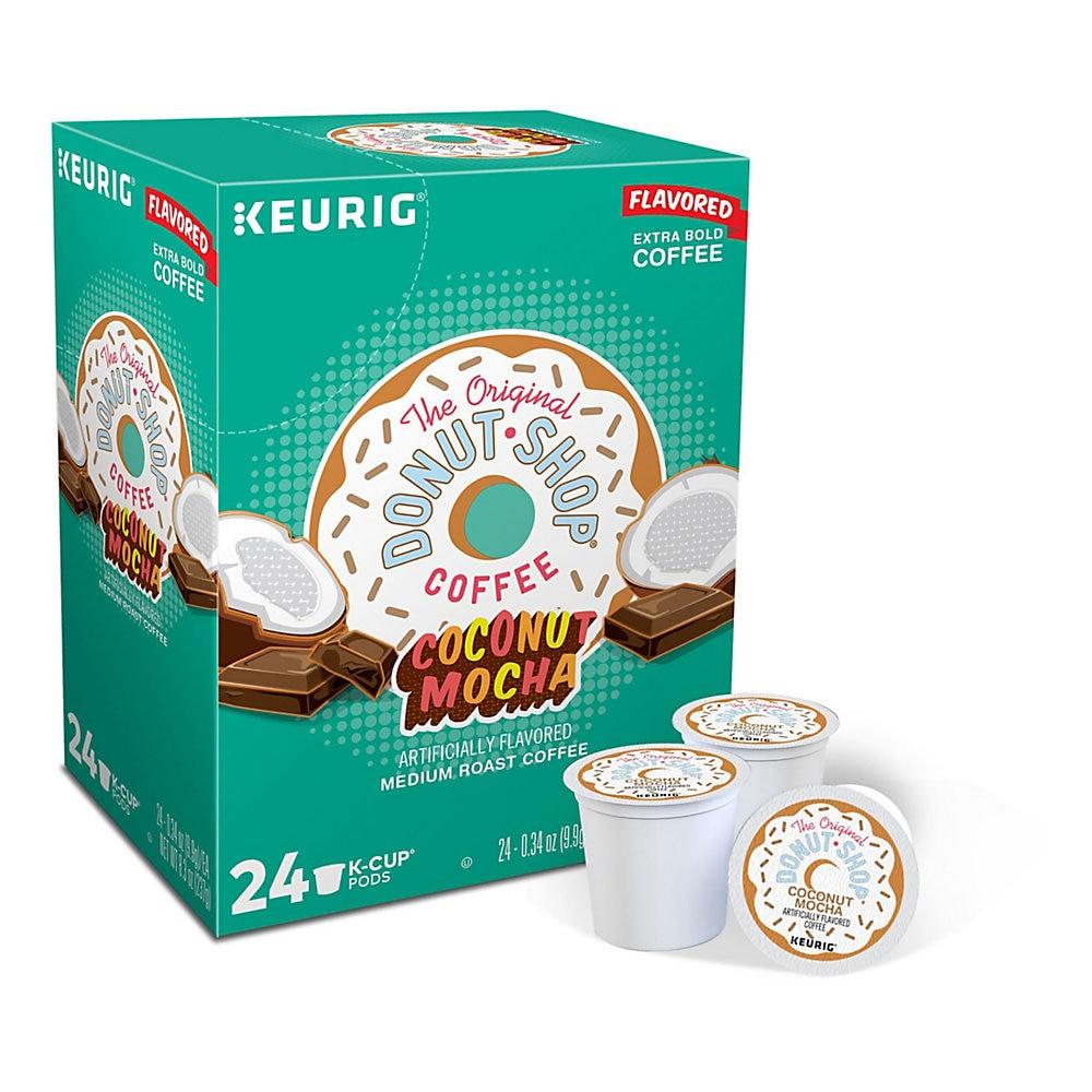 COFFEE POD COCONUT MOCHA MED