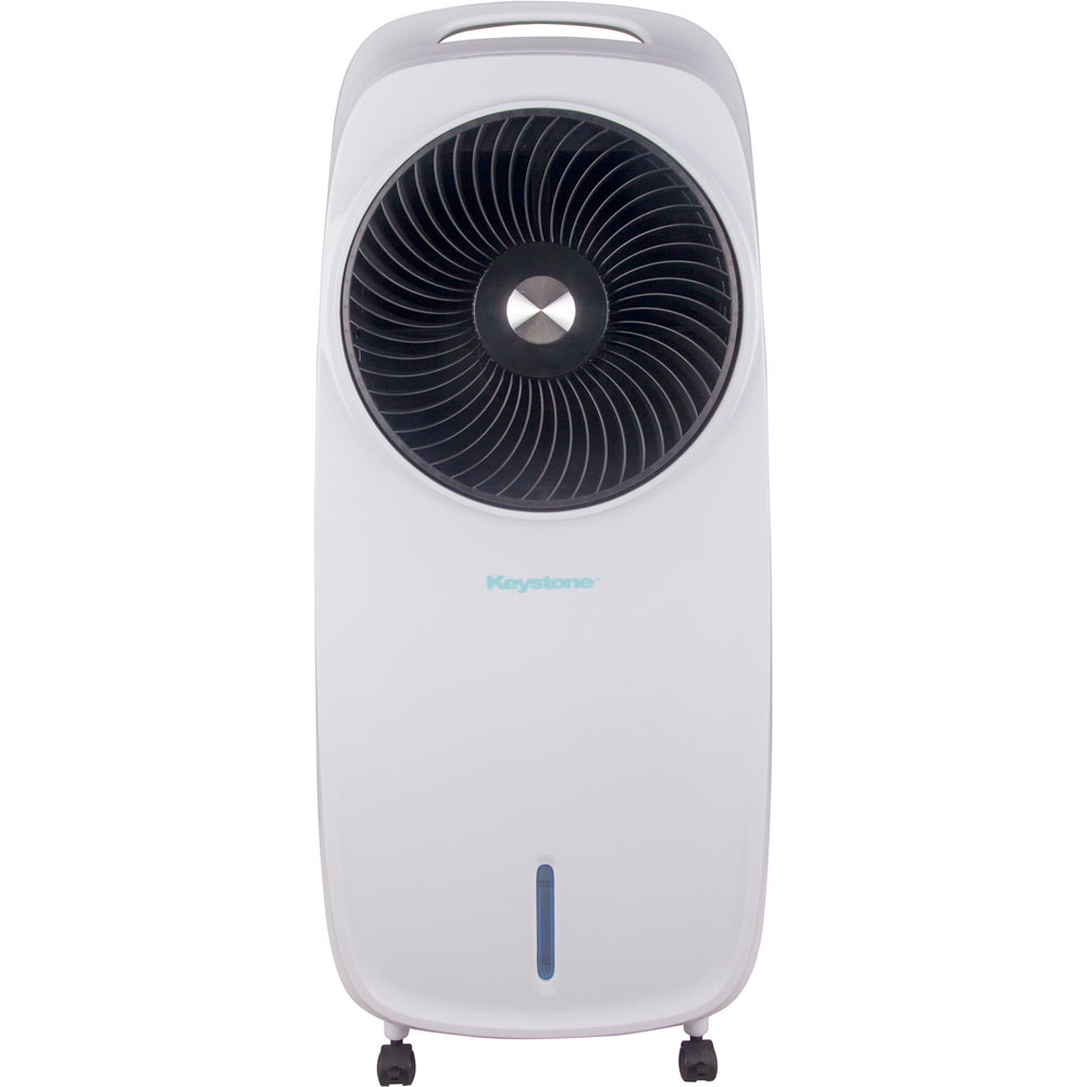 7.5 Liter Indoor Evaporative Cooler in White