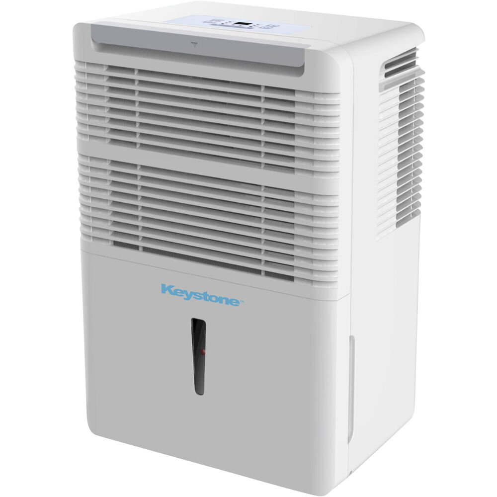 50 Pint Dehumidifier with Built-in Pump