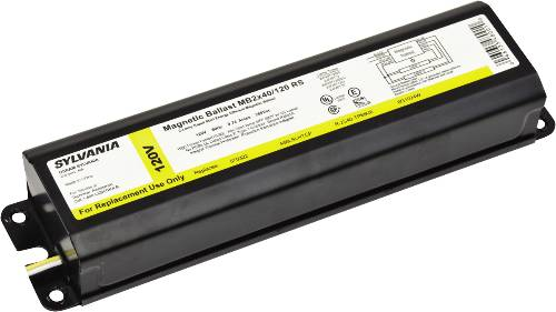 KEYSTONE TECHNOLOGIES T12 FLUORESCENT BALLAST, ELECTRONIC RAPID START, 120 VOLT, 50/60 HZ, 2 LAMP