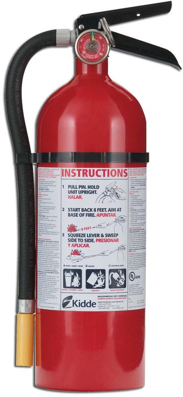 46611201 PROLINEF EXTINGUISHER