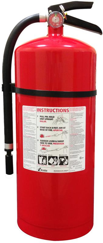 466206 PROLINE F EXTINGUISHER