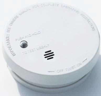 0914 MICRO PROFILE SMOKE ALARM