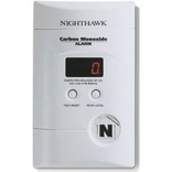 NIGHTHAWK PLUG-IN CO DETECTOR