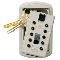 Supra 1004 Slim Push Button Key Safe