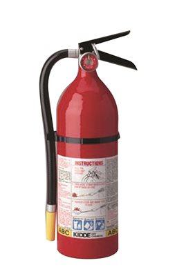 KIDDE PRO 5 MP FIRE EXTINGUISHING SPRAY, 5.5 LB.