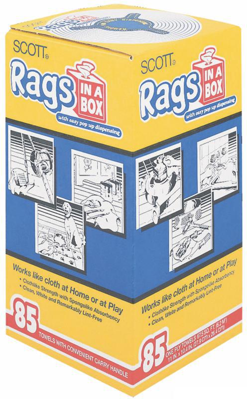75240 85CT BOX RAGS