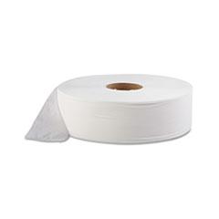 Scott JRT 1-Ply Jumbo Sr. Toilet Paper, 6 Rolls