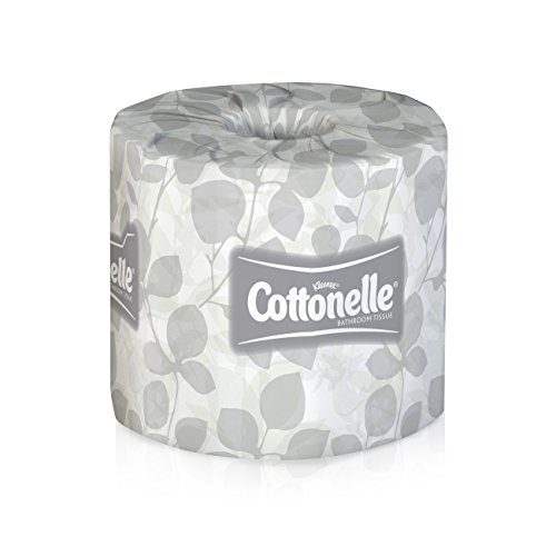 Two-Ply Bathroom Tissue, 451 Sheets/Roll, 20 Rolls/Carton
