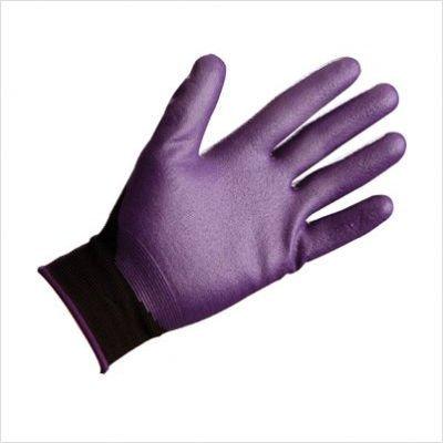 G40 Nitrile Coated Gloves, Large/Size 9, Blue, 12 Pairs