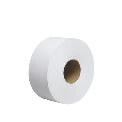 "Scott 9"" JRT Jr. Roll, 2 Ply Jumbo Toilet Paper, 12 Rolls"