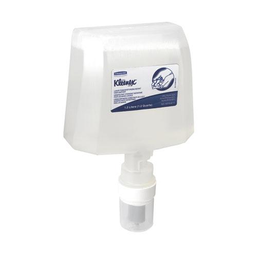 Kleenex Moisturizing Foam Instant Hand Sanitizer, 2 Refills