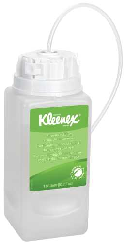 KLEENEX SKIN CLEANSER LUXURY FOAM FRAGRANCE AND DYE FREE 2/1.5LT