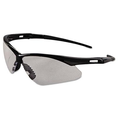 Nemesis Safety Glasses, Black Frame, Clear Anti-Fog Lens