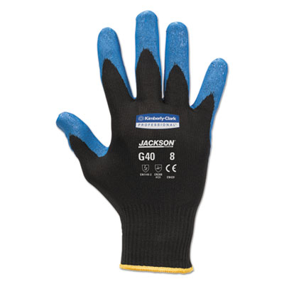 G40 Nitrile Coated Gloves, 260 mm Length, 2X-Large/Size 11, PE, 12 Pairs