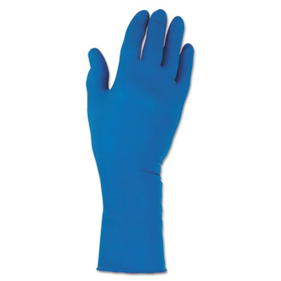 G29 Solvent Resistant Gloves, Small/Size 7, Blue, 500/Carton