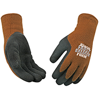 Frost Breaker 1787 High Dexterity Protective Gloves, Men's, Small, Acrylic Knit Shell, Brown