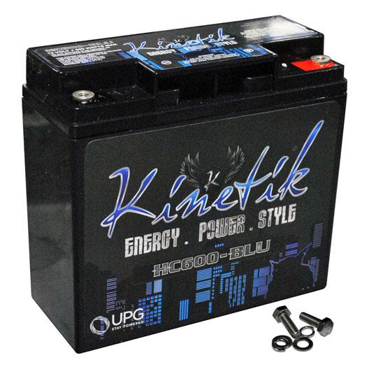 Kinetik BLU 600W 12V Power Cell