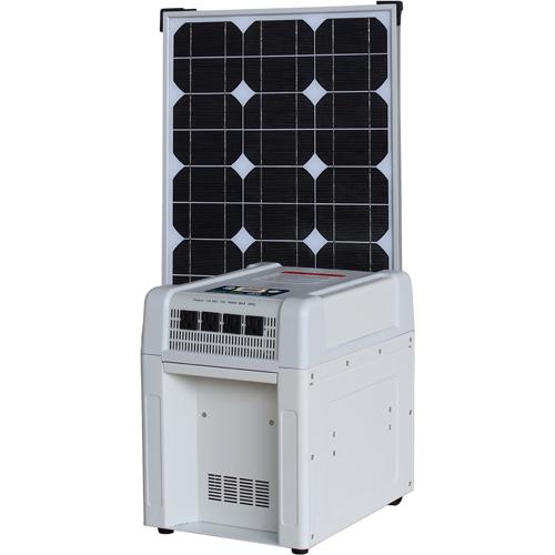 Home Solar Kit 1800 w/80W Solar