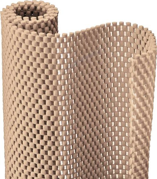"""ULTRA GRIP LINER 12""""X4' TAUPE"""