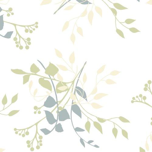 Con-Tact 09F-C9I63-12 Multi-Purpose Self-Adhesive Shelf Liner Paper, 9 ft L x 18 in W, Paper, Aloe