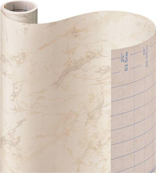 Con-Tact Creative Covering 09F-C9823-12 Multi-Purpose Self-Adhesive Contact Paper, 9 ft L x 18 in W