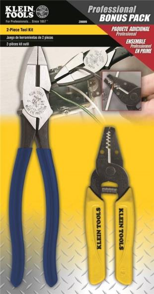 PLIER/STRIPPER COMBO PACK