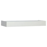 SHELF KIT DECO- FLOAT 24 WHT