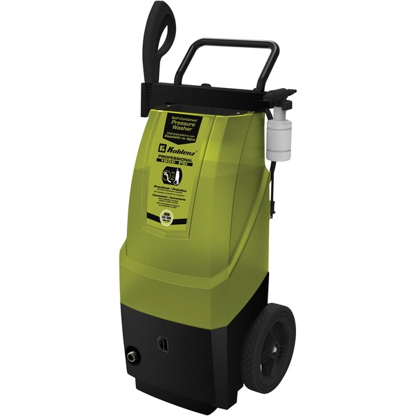 Koblenz HLT-370 V 1,900 PSI Self-Contained Pressure Washer