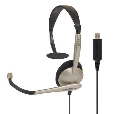 KOSS 184060 CS95 USB COMMUNICATION HEADSET