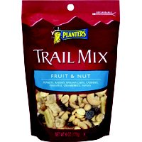 TRAIL MIX FRUIT PLANTERS 6OZ