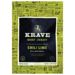Beef Jerky - Chili Lime ( 18 - 1 OZ )