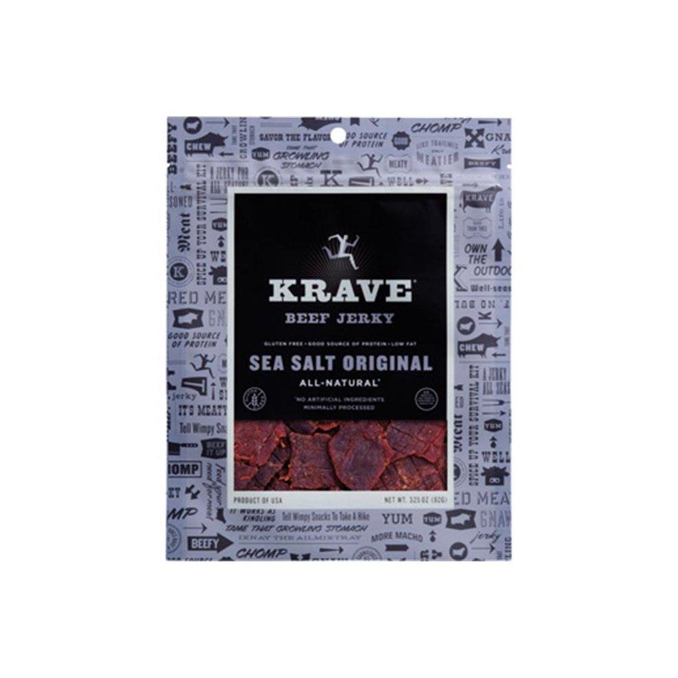 Beef Jerky - Sea Salt Original ( 8 - 2.7 OZ )