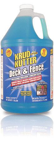 DF01/4 DECK/FENCE CONCENTRATE