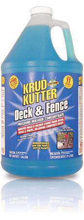 Krud Cutter Inc Products