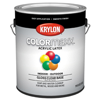 BASE TINT PAINT GLO CLEAR 1GAL