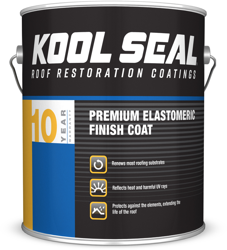 1-GALLON WHITE KOOL SEAL