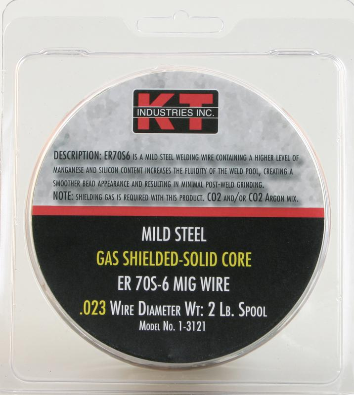 1-3121 2# .023 70S-6 MIG WIRE