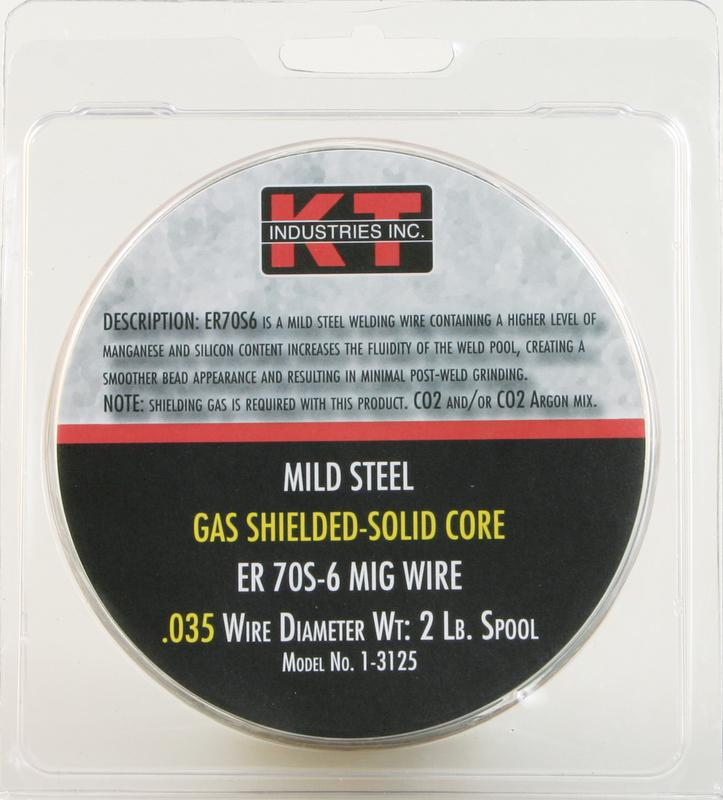 1-3125 2# .035 70S-6 MIG WIRE