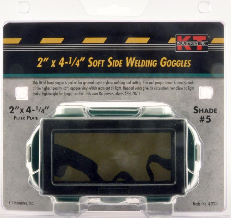 4-2300 NO. 5 WELDING GOGGLE