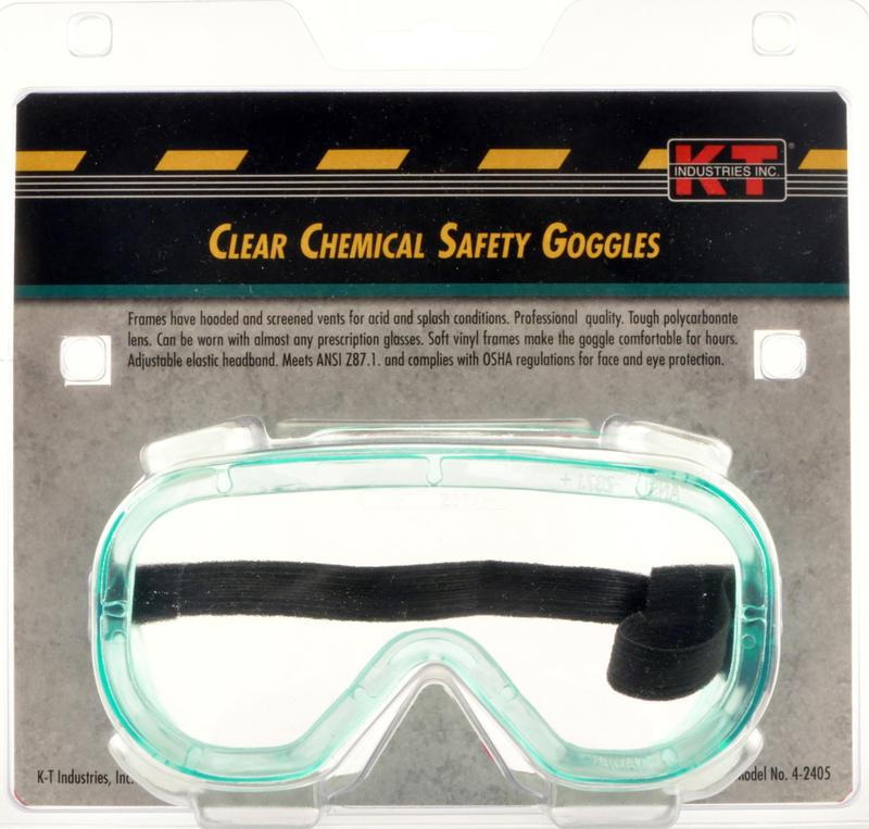 4-2405 INDIRECT VENT GOGGLE