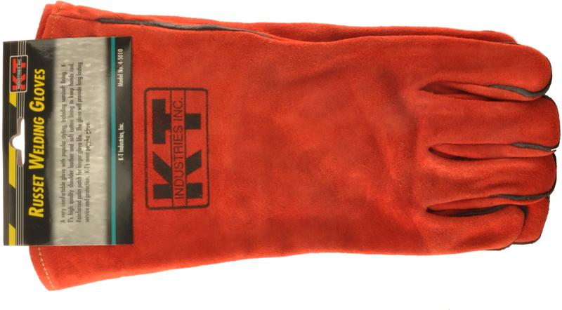 4-5010 XL LINED WELDERS GLOVES