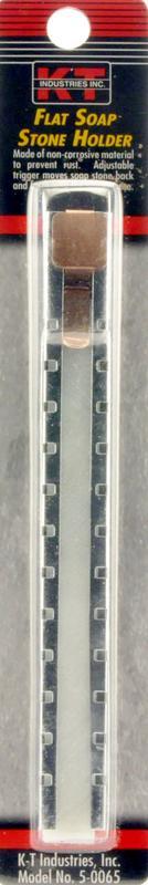 5-0065 FLAT SOAPSTONE HOLDER