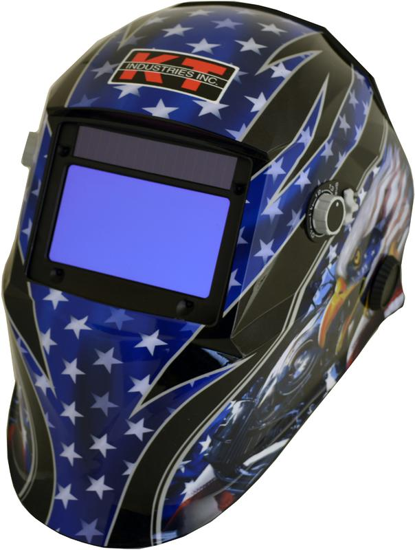 4-1073 INDEPEND WELDING HELMET