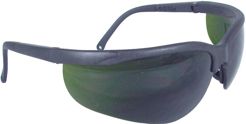 4-2456 SHADED SAFETY GLASSES