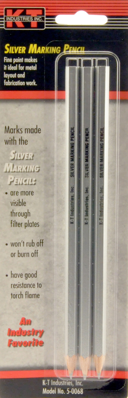 5-0068 3PK SILVER MRKNG PENCIL
