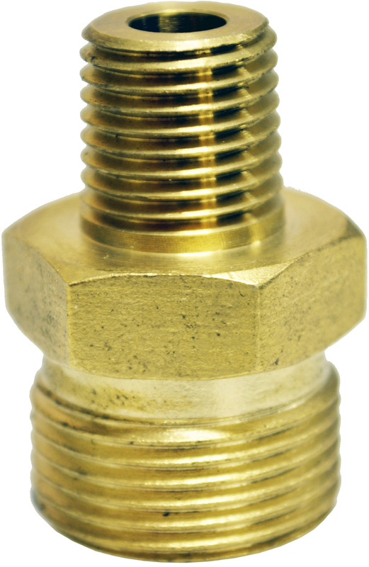 6-7015 1/4 IN. MALE SCREW NIPPLE