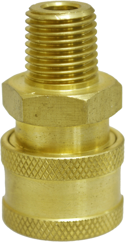 6-7060 1/4 IN. MALE NPT COUPLER
